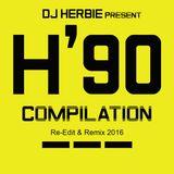 dj Herbie present H' 90 house compilation