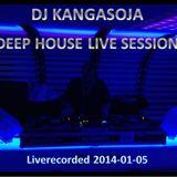 DJKangasojaDeepHouseLiveSession20140105