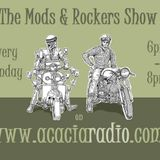 Acacia Radio's 'Mods and Rockers' show 8-10-18