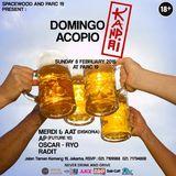Domingo Acopio - live set