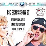 SlavzIIhouse Show 27 with special guest Jamie Van Goulden