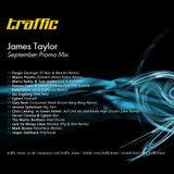 James Taylor - September Promo Mix