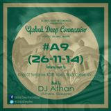 Global Deep Connexion #A9 (26-11-14) Mixed By: DJ Athan (Athens, Greece)