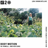 Body Motion - 18th August 2017