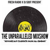 The Unparalleled Mixshow - 80's Cocaine Mix - 01-30-2k14
