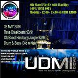 OldSkool FLavR's with FLavRjay on UDMI Radio