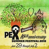 Justin Paul @ PEX Summer Festival 2018