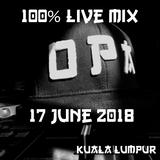 100% LIVE MIX KUALA LUMPUR 20180617