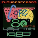FutureRecords - Cafe 80s Yearmix 1983 Part 2