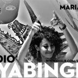 Radio Nyabinghi 19 de Junio de 2018 con Marian O y Gregory