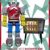 Humdrum Hong Kong @ Bassment, HK - I-Robots - 4 August 2012 - 0230AM