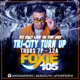 DJ EGO- Foxie 105 Tri-City Turn Up Mix (Columbus, GA)(CLEAN) | September 2019