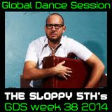 Global Dance Session Week 38 2014 Cheets With The Sloppy 5th's