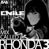 DJ C.Nile - A Mix Called Rhonda 3