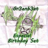 Birthday Greenbeat Set live 210712