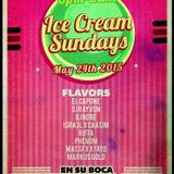 Ice Cream Sundays Promo Mix