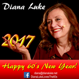 Diana Luke Happy 60's New Year!