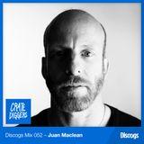 Crate Diggers Mix 008 - Juan MacLean