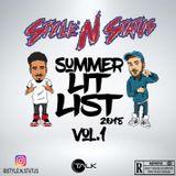 Summer Lit List 2018 Vol.1