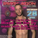 Revelation Mars 2018 part 1 - (mixed ¨on the fly¨ with DJS-1000)