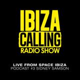 Sidney Samson Live Set at Ibiza Calling - July 2014