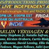 The Night Flight Radio Show March 6th 2015