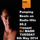 DJ Mash Live @ Pumping Beats on Radio Hits 88.2 (6-5-2014)