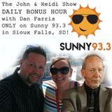 JohnAndHeidiShow(withDanFarris)OnSunny-06-14-19