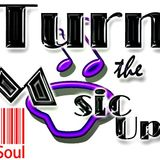 Turn the Music Up show on Mi Soul with James Anthony 28 07 2018