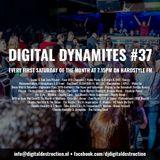 Digital Dynamites #037 | January 2020 Mix | Hardstyle | Rawstyle | Hardcore | Uptempo | Frenchcore