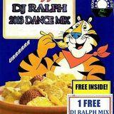 DJ RALPH 2013 Dance Mix