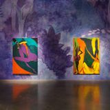 "Rich Medina's Playlist ""13 Joints"" for ""Chris Ofili: Night and Day"""