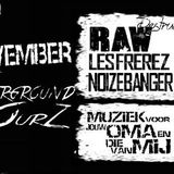 NoizeBanger [RawDestruction] The Underground Is Ourz Warm-Up Mix