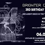Brighter Days 3rd Birthday Preview  #6 - Adi Allen '54 Room Delicious Disco Edits