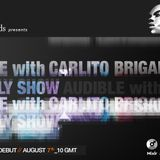 Audible with Carlito Briganti - Saturo Sounds Radio August 2014