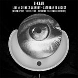U-Khan Live at Chinese Laundry Warm Up for Function Ostgut Ton
