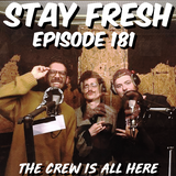 Adventure #181 Full Team Freshness w/ new Rikky Rozay/LowG/Woodie Smalls/Joyner Lucas/slowthai/Logic