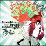 FLOORWAX - Breakin Bread at The Alibi April 2016, DJ SKEG