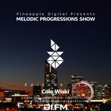 Melodic Progressions Show @ DI.FM Episode 252 - Cole Wiski