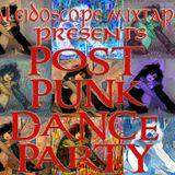 Kaleidoscope Mixtapes:  Post-Punk Dance Party!
