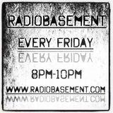 RadioBasement Episode #021 April 25th 2014