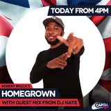 DJ NATE - CAPITAL XTRA MIX | WITH @ROBBRUCEK @CAPITALXTRA