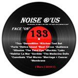 "Noise r'us # 133 ""face on"" (Mars 2019)"