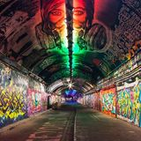 London Alive mix 2018