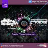 Angel Esteban - SuburbanParade 024 (Two2 Years Anniversary - www.di.fm / Progressive Psy Channel)