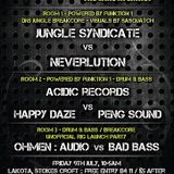 TMG - Funtime Junglist Mix (Promoter Battles July 2011)