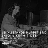 Jekyll & Hyde : Kermit Dee Invite Zhiqi - 02 Juin 2016
