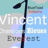 Vincent Chansons Bleues sur Radio BlueToad