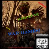 #DJHCCUNT @ D.G.Radio - WAR GAMES! LIVE PODCAST