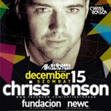 fundacion @ Central Club, Miskolc after CHRISS RONSON 2012-12-15